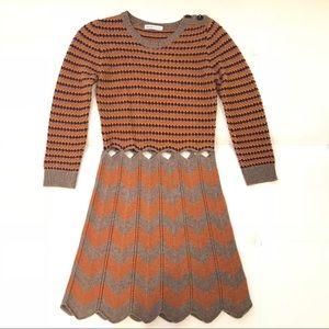 SEE by CHLOE Wool Dress Sz 40
